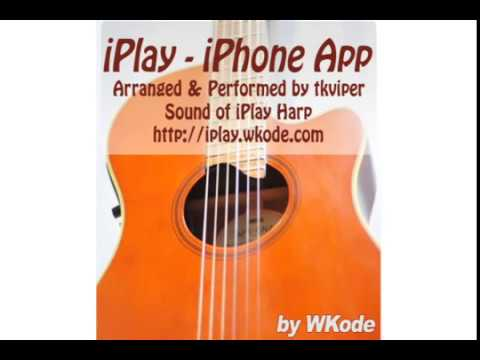 iplay-harp---medley-of-various-songs---iphone-ipod-touch-ipad-app-by-wkode