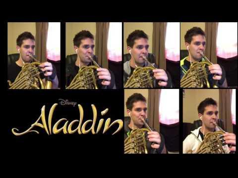 Aladdin - Prince Ali for 6 Horns - Multitrack
