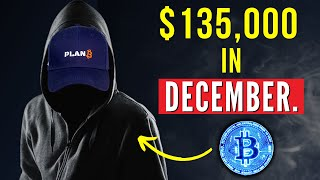 Top Analyst Predicts Bitcoin to $135,000 by December. Here's Why. Plan B Bitcoin Price Prediction