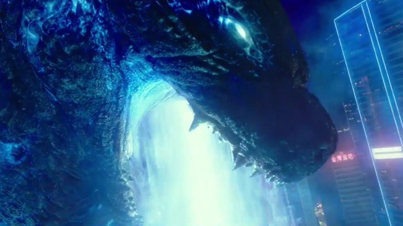 Download Godzilla (2014-2021) - All Atomic Breath Scenes