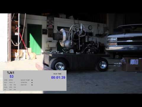 GTP30-51 Test Run