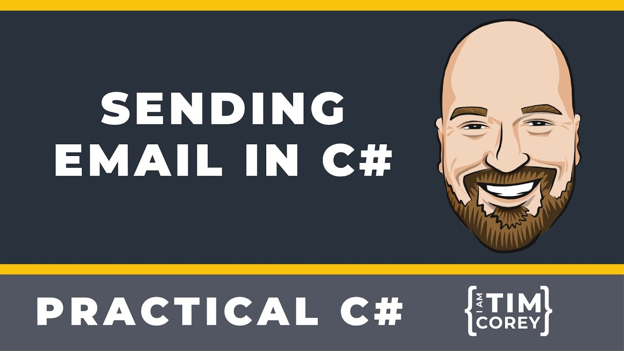 Sending Email in C# using FluentEmail
