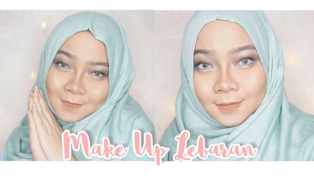 Make Up Lebaran With Mizzu Semi One Brand Tutorial Tiaranab