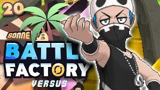 TUMULT IM GARTEN • Pokémon Sonne & Mond Battle Factory Versus w/ PresentLP • 20