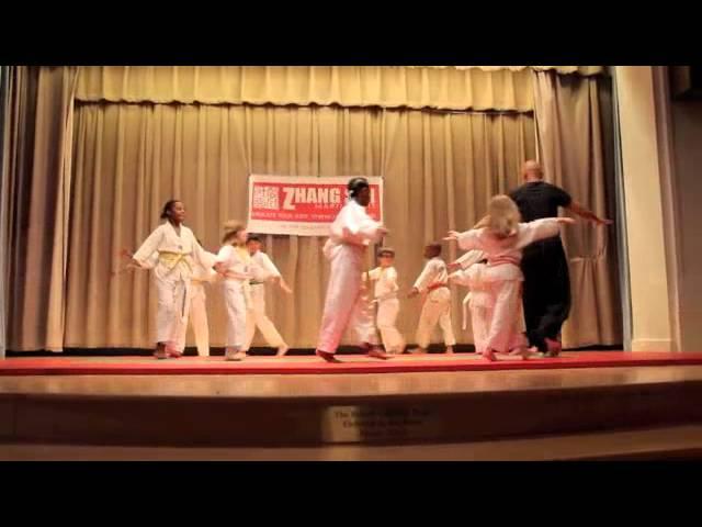 Children's Wu Tang Kung Fu