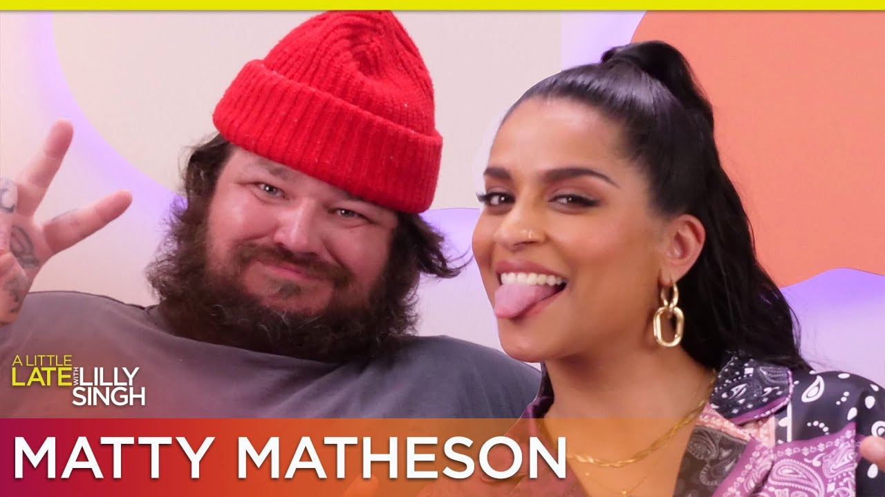 Matty Matheson Has Lil Nas X-Inspired Artwork