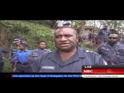 Police raid 11/10/2016