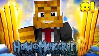 "Minecraft: SMP HOW TO MINECRAFT S3 #1 ""EXTREME MOBS"" with JeromeASF"