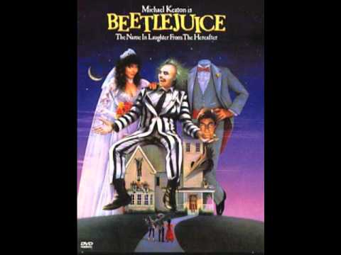 Danny Elfman - Enter The Family/Sand Worm Planet - 04 Beetlejuice Soundtrack