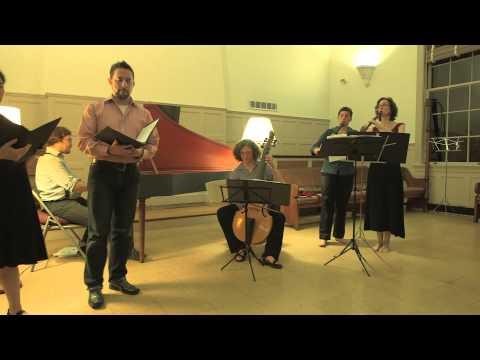 Heliotrope Consort & Ensemble al Verso Reunion Concert (Sept 2013)