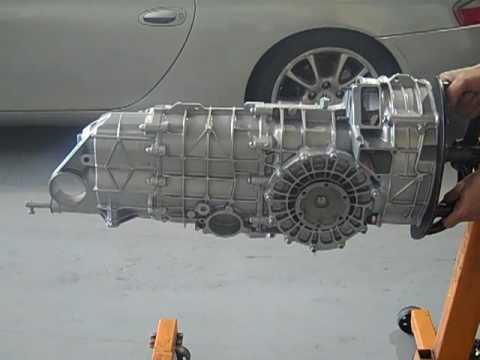 Porsche G5050 Gtr Ultima Gt40 Or Kit Car Transmission Motor