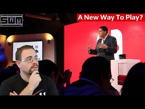 News Wave Extra! - Nintendo To Unveil A