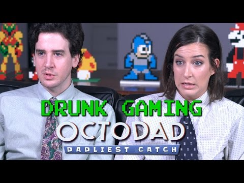 Drunk Gaming | Octodad: Dadliest Catch