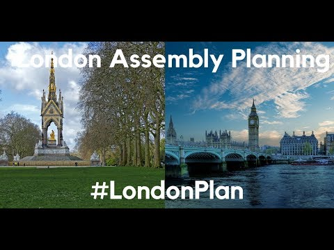 Assembly Planning - London heritage & green spaces