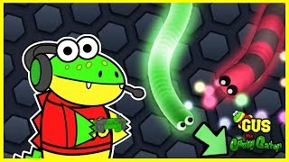 Slither io Let's Play! Snake Vs. Snake