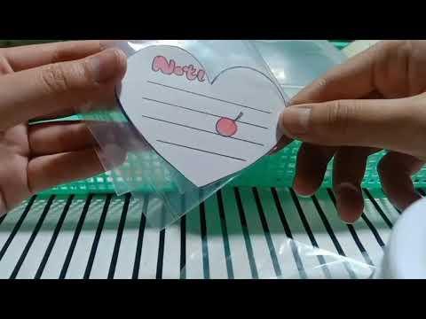 [ Gói hàng ] Note cute nữa nè!!!♥️♥️Hàng của khách xihhh!!  Sticker handmade