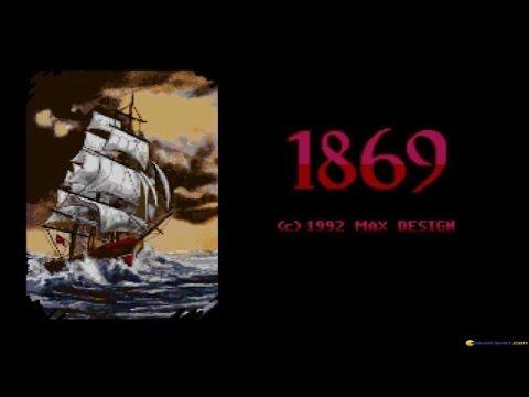 1869 gameplay (PC Game, 1992) thumbnail