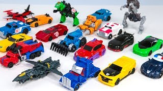Transformers 5 The Last Knight & Robots In Disguise Legion Class 19 Vehicle Car Dinosaur Robot Toys