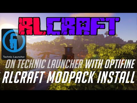 Rlcraft Modpack 1 12 2 Minecraft How To Download Install