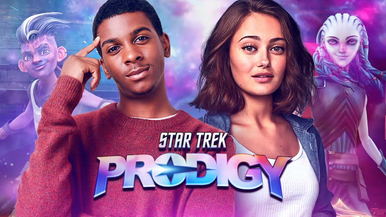 Star Trek: Prodigy: Brett Gray and Ella Purnell on Creating a Series for a New Generation of Fans