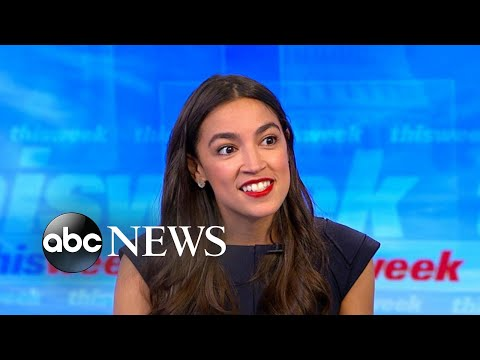AOC signals she'd support Biden if he was Dem nominee: 'Absolutely' must beat Trump