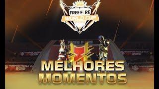 MUNDIAL 2019: MELHORES MOMENTOS | FREE FIRE