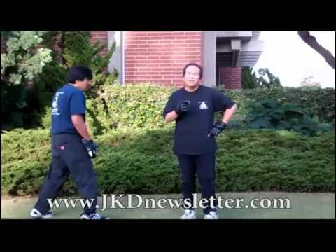 david cheng boxing and kicking pad drills