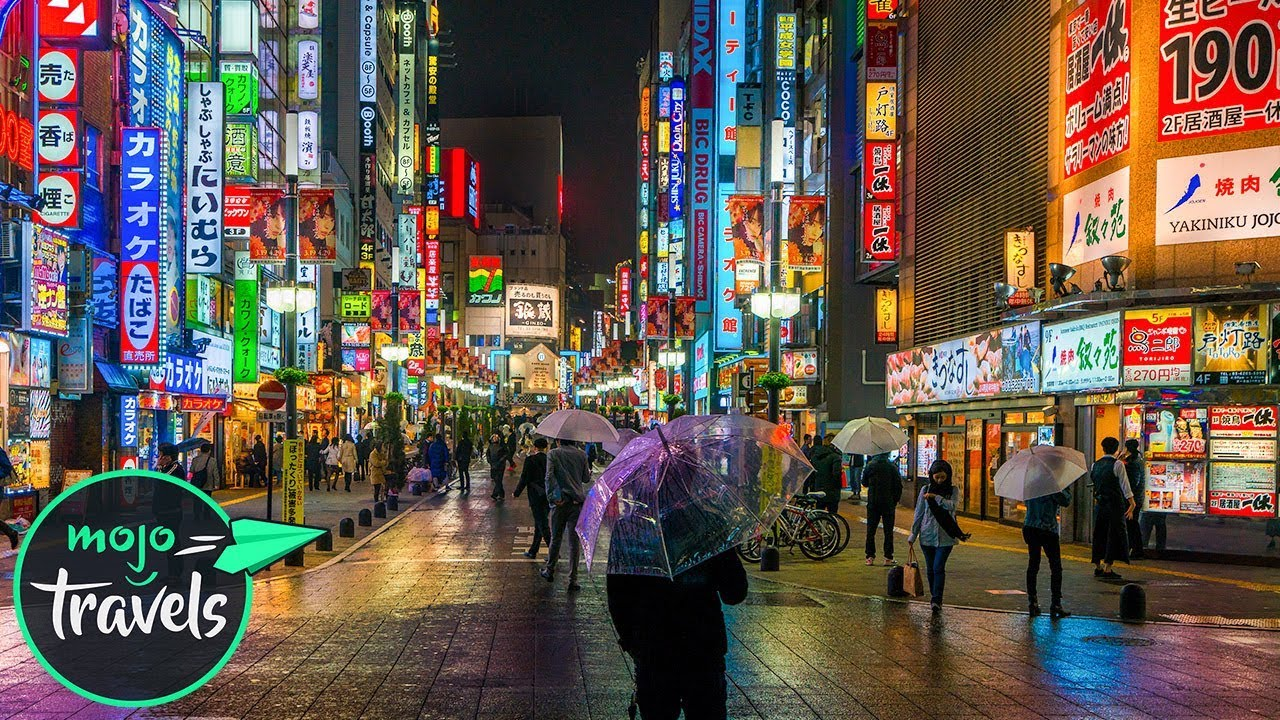 How to Spend 24 Hours in Tokyo