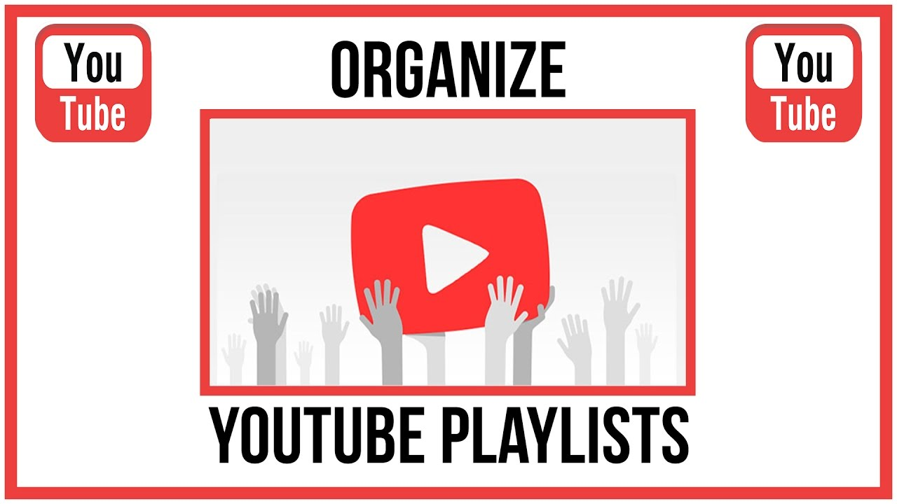 How Toanize Your Videos In Youtube Playlists  Youtube Tutorial