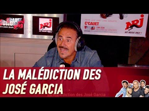 La Malédiction des José Garcia  C'Cauet sur NRJ