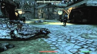Игра  с друзьями в Skyrim 17 Серия
