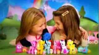 Primeira linha de Brinquedos de My Little Pony: A Amizade é Mágica - Comercial 2