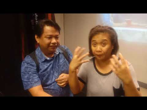 Quick Interview with Eugene Domingo for 'Night, Mother