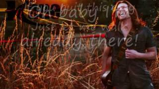Christian Kane - Right In Front of You with LYRICS