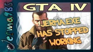 GTA4 Multiplayer: Jerma.exe Has Stopped Working [w/ STAR_]