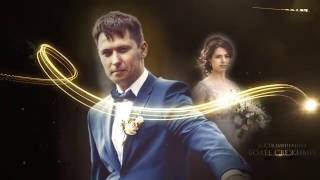 Свадебное слайд-шоу (wedding slideshow) [Оля и Дима_2016]