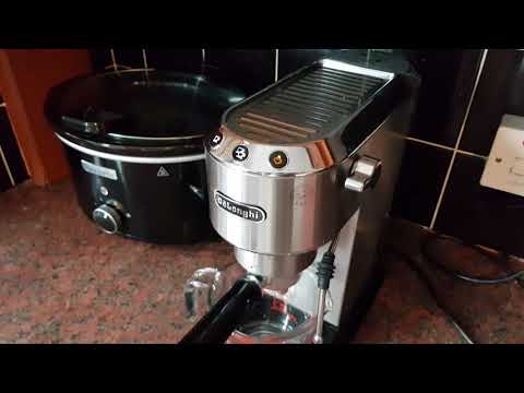 Why your delonghi