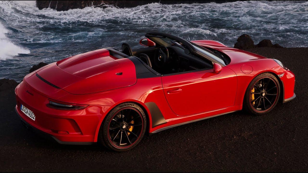 Porsche 911 Models >> 2020 Porsche 911 Speedster – Features, Design, Interior and Drive - YouTube