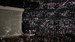 Patti Goes to the Adele Concert (Clip from To Make You Feel My Love), Chicago  video for 7-11-16
