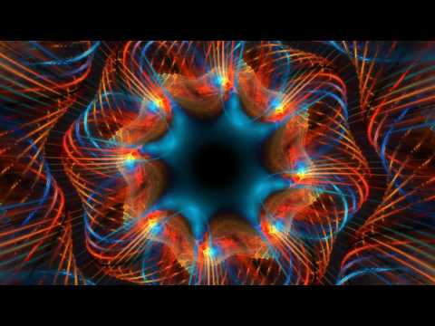 GREEN IS THE COLOUR - PINK FLOYD - A Visual Psychedelic Experience