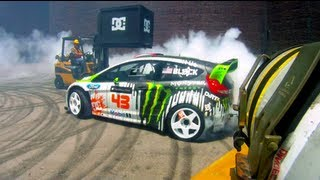 DC SHOES: GYMKHANA FOUR-BONUS EDIT thumbnail