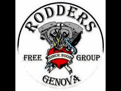 THE BIG ONE - RODDERS free group Genova 12 luglio 2015