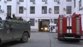 Вежливые люди! Отчет по итогам выполнения задач в АР Крым