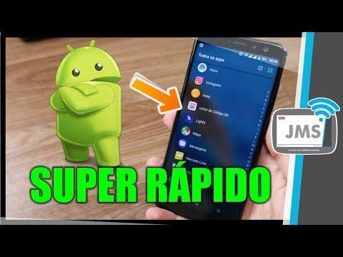 O Android ficou