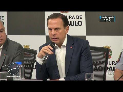 João Doria vira réu e é multado por improbidade administrativa | SBT Notícias (05/06/18)