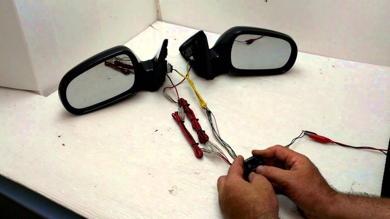maxresdefault ek civic power folding mirror test clip w kouki switch 3 25 14 ek9 power folding mirrors wiring diagram at soozxer.org
