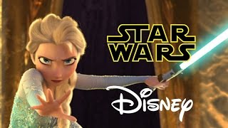 Box Step Productions presents another Star Wars Disney! Please comm...
