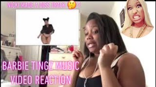 Barbie Tingz Reaction video !