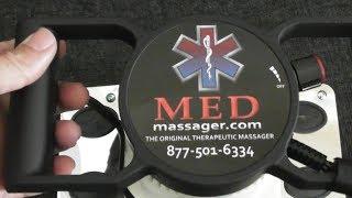 POWERFUL BODY MASSAGER MEDMASSAGER MMB05 Costco Item 352457 REVIEW