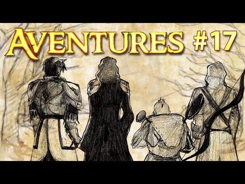 Aventures #17 - Course-Poursuite !